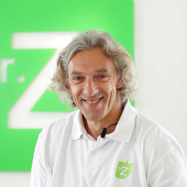 Radiointerview mit Dr. Z Gründer im RadiohausBerlin