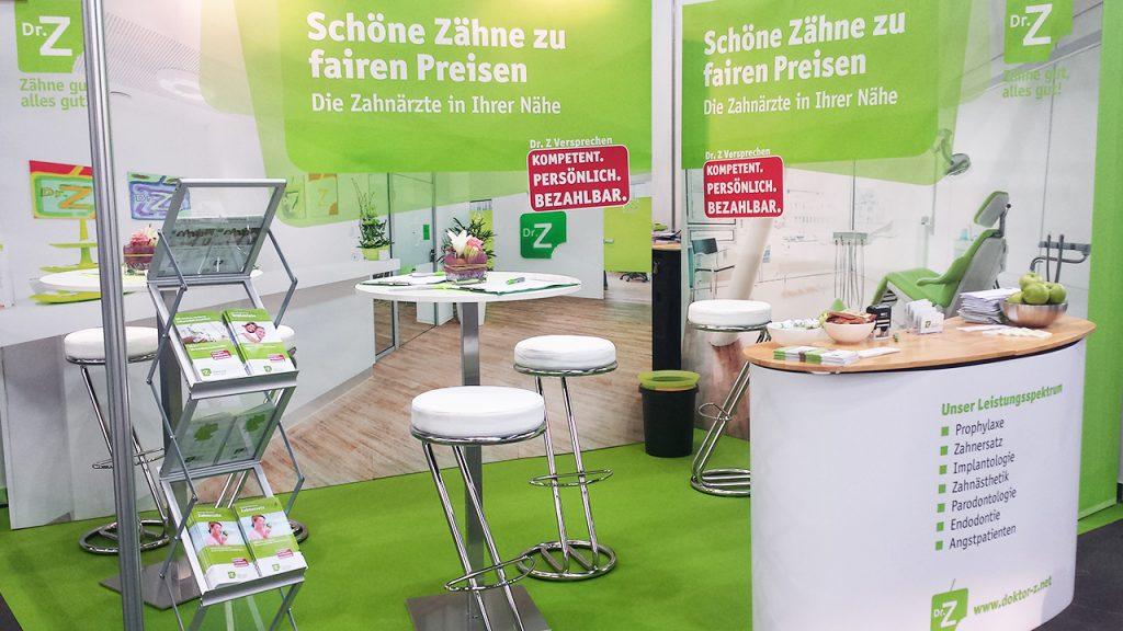 Einladung zum Dr. Z Bremen Messestand auf der InVita Hanse Life 2018