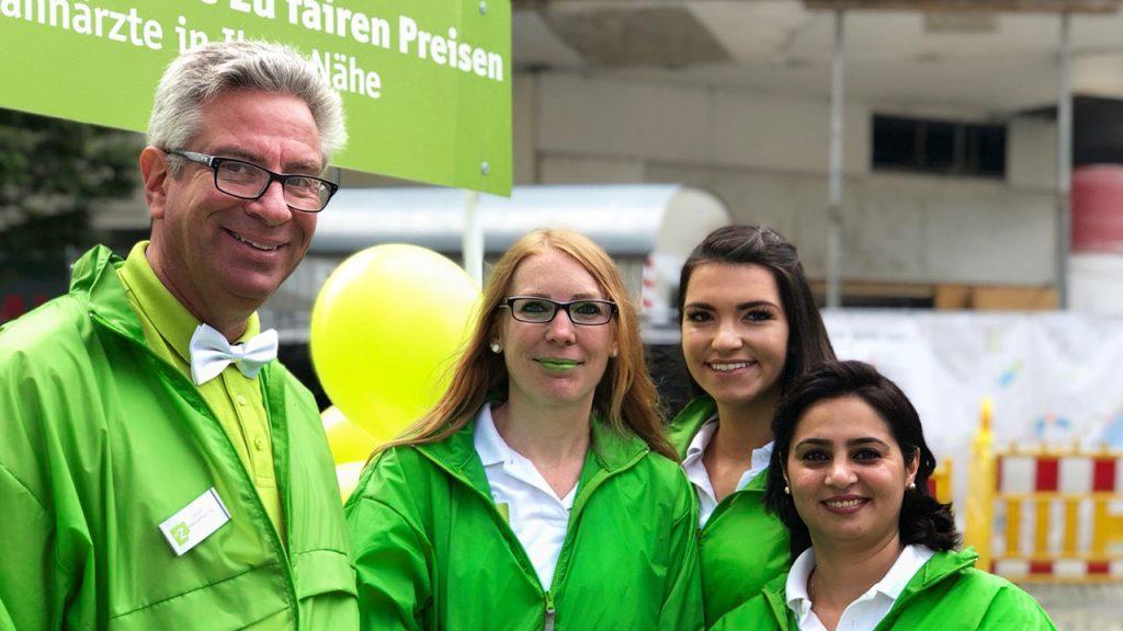 Erfolgsbericht: Dr. Z Promostand Kieler Woche (19. und 20. Juni)