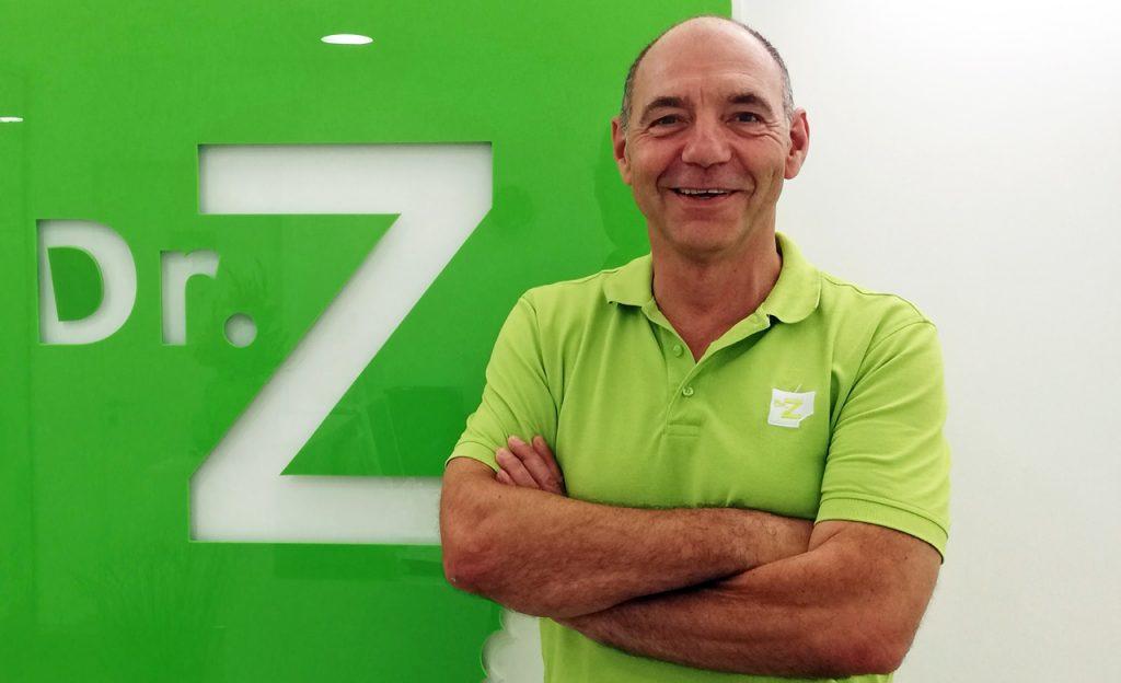 Neuer Praxisleiter bei Dr. Z in Stuttgart