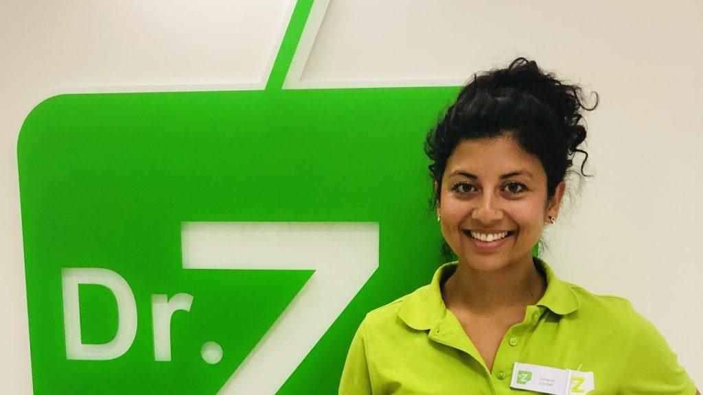 Neue Zahnärztin in Frankfurt: Gita Nath