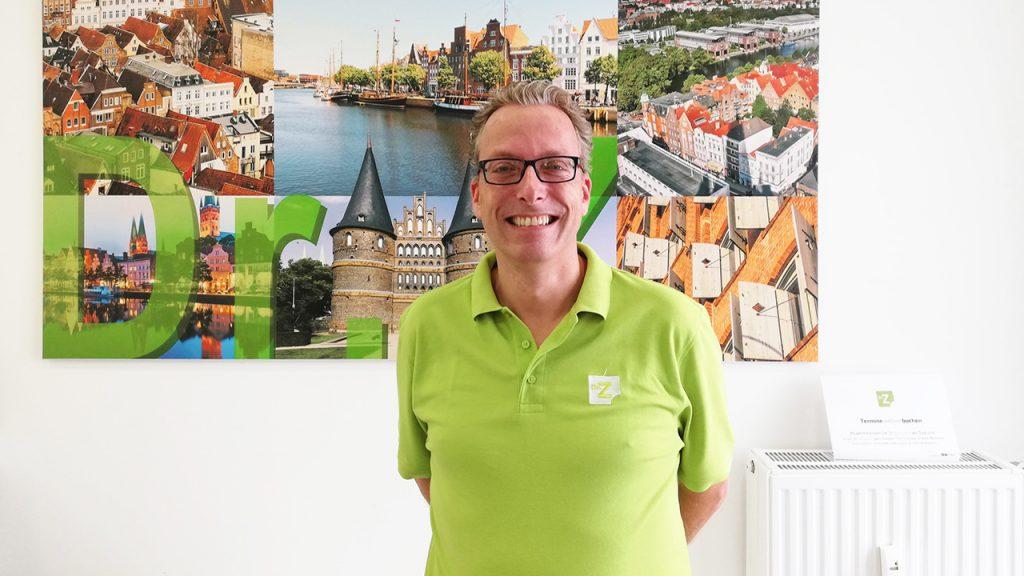 Neuer Zahnarzt in Lübeck: Tobias Geyer