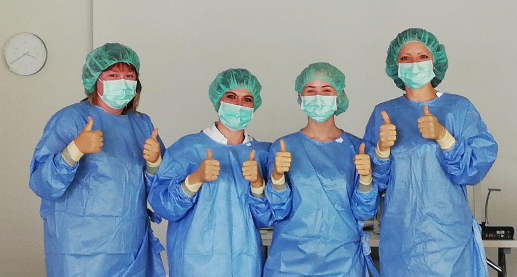 """Dr. Z Akademie: Fortbildung """"Chirurgische Assistenz"""""""