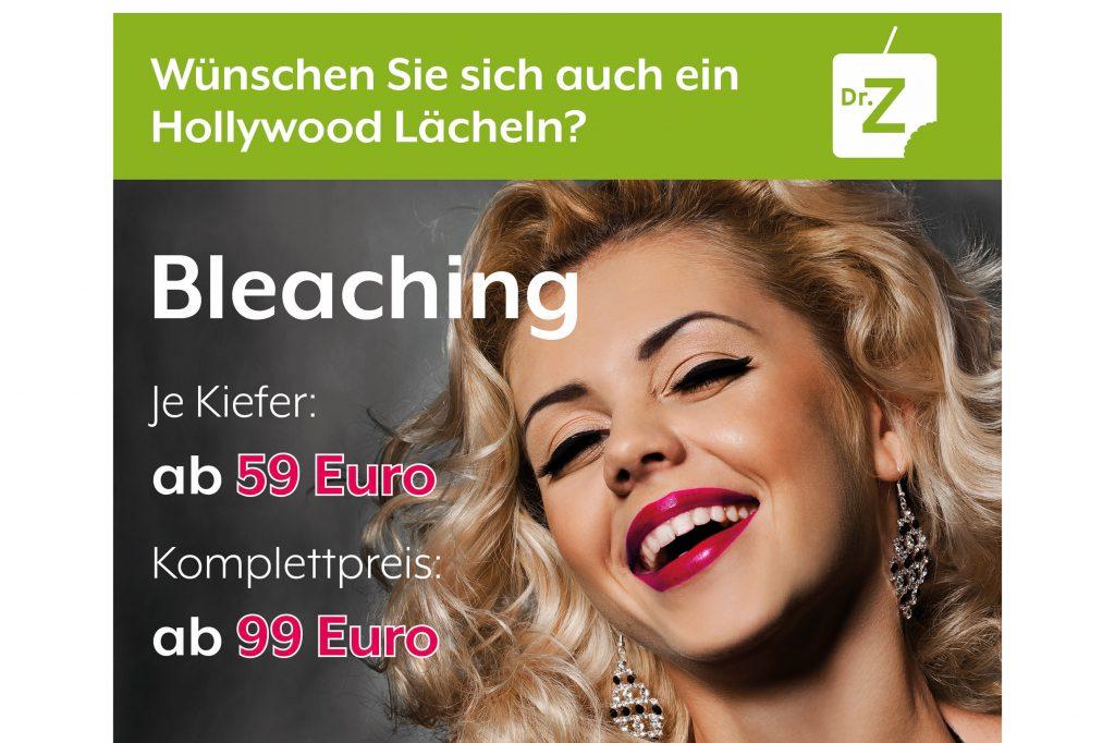 Bleaching bei Dr. Z